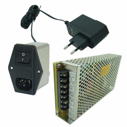 Netzteile und Netzfilter